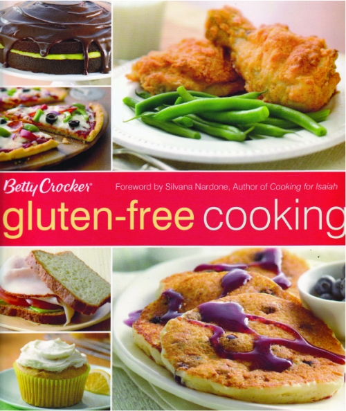 Betty Crocker Gluten-Free Cooking Cookbook